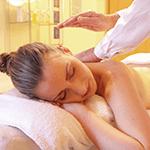 Massaggio manuale curativo (gambe e schiena)
